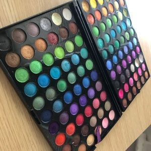 BH cosmetics 2nd edition 120 color palette